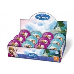 Míč Frozen se třpytkami a světelným efektem - 7 cm - MONDO