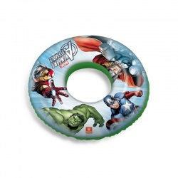 Nafukovací kruh Avengers 50cm