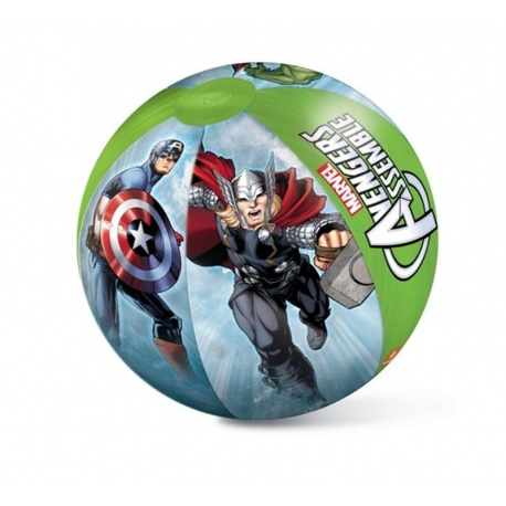 Nafukovací míč Avengers 50cm