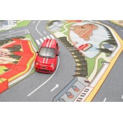 Mondo Koberec Fiat Abart 695 Tributo Ferrari - 1:43 55x110cm