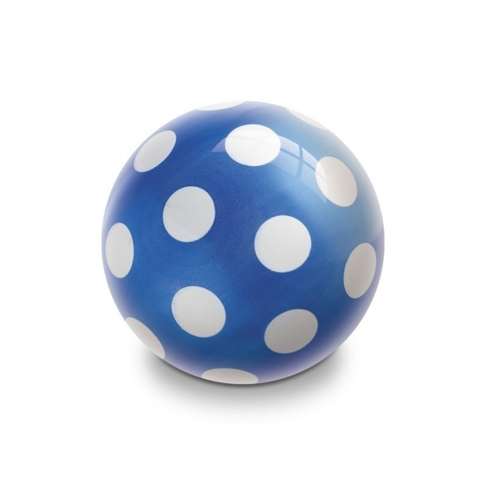 Míč puntíky 23 cm - MONDO