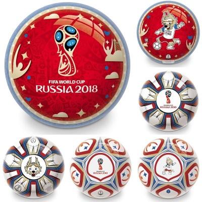 Míč lesklý - 2018 FWC Sochi mascot - 230 mm