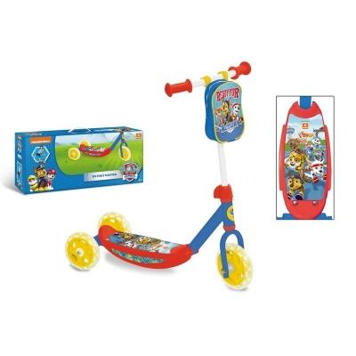 Koloběžka Paw Patrol dětská 3 kola