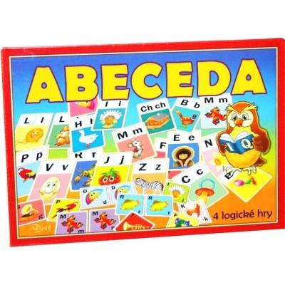 Hra Abeceda - 4 logické hry