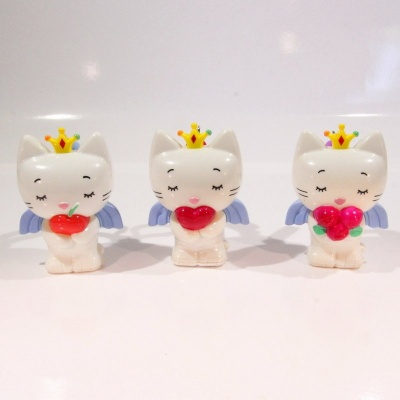 Přívěšek - kočka andílek - Sugar Cat