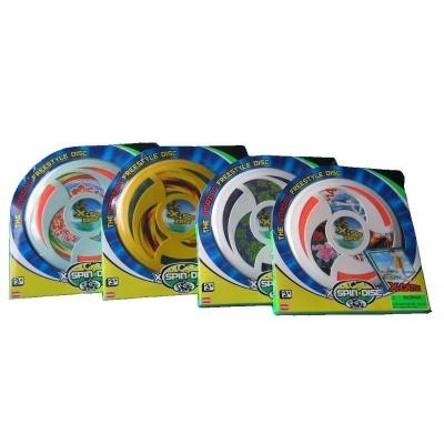 X-spin disc - létající talíř