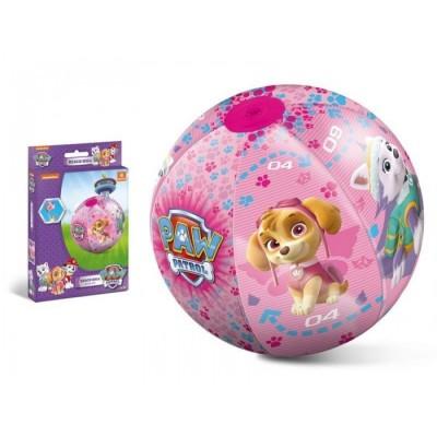 Nafukovací míč Paw Patrol Girl 50cm