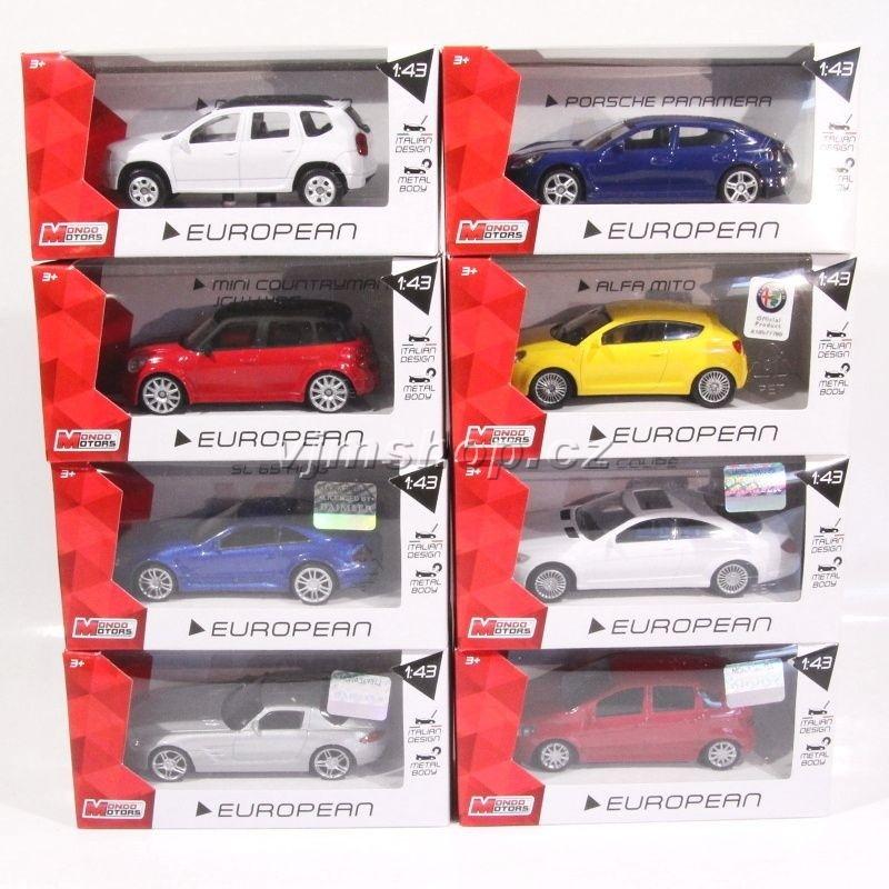Mondo Motors European Collection - 1:43