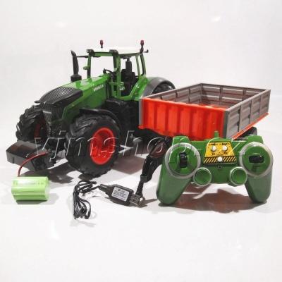 RC - Farm Taktor s vlečkou 1:16