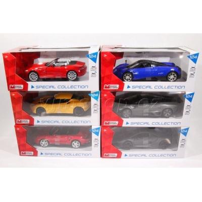 Modely aut 1:24 Special Collection MondoMotors