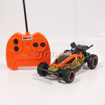 RC - HOT WHEELS Fast 4WD - 1:24