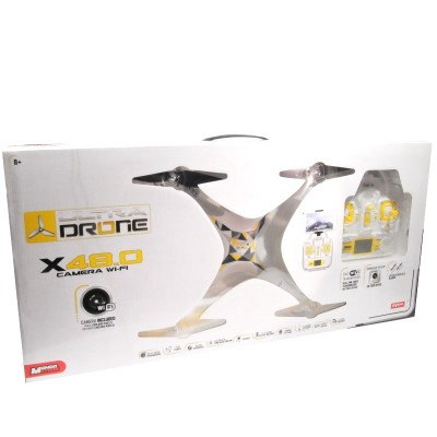 RC - Ultradrone x48.0 Cruiser Camera WI-FI