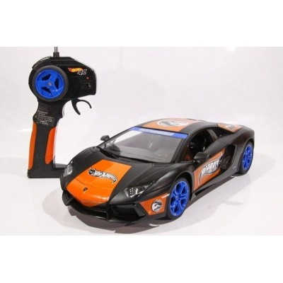 RC - HOT WHEELS Lamborghini Aventador - 1:14