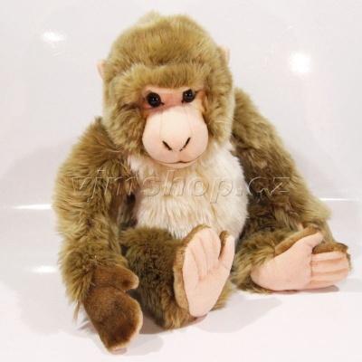 Plyš Makak opice