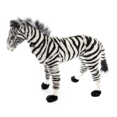 Plyšová Zebra 52cm