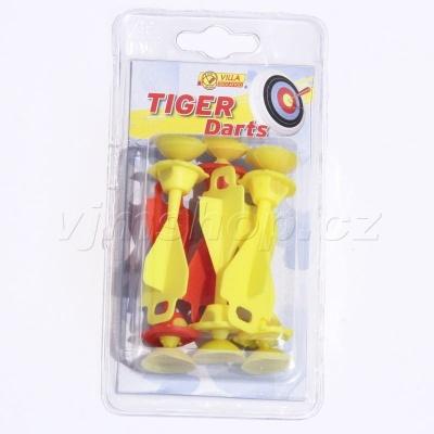 Šipky pro kušl - samostříl - TIGER