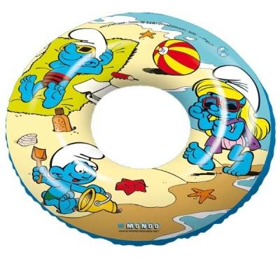 Nafukovací Kruh The Smurfs Šmoulové 50cm
