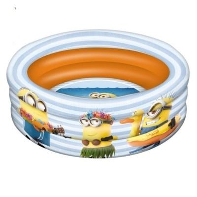 Nafukovací Bazén Mimoň 3 kruhy 100x50cm