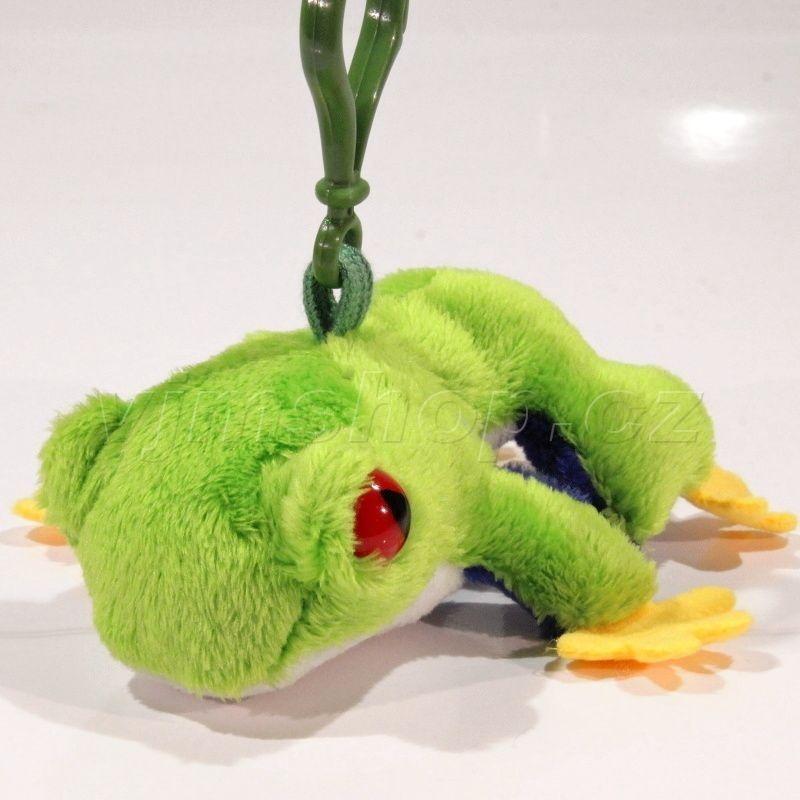 Plyšový přívěšek Žabka 14cm