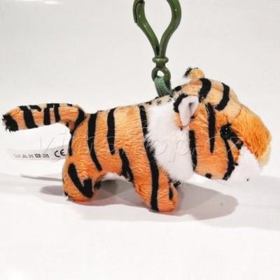Plyšový přívěšek Tygr 12cm