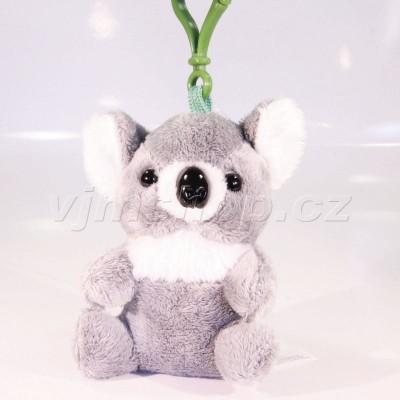 Plyšový přívěšek Koala 10cm