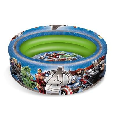 Nafukovací bazén Avengers 3 kruhy 100cm