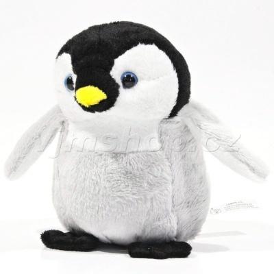 Plyšový Tučňák mládě 15cm