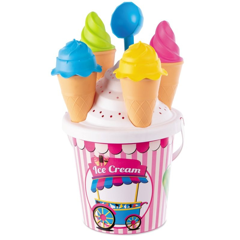 Kyblík Ice Cream 170 plast