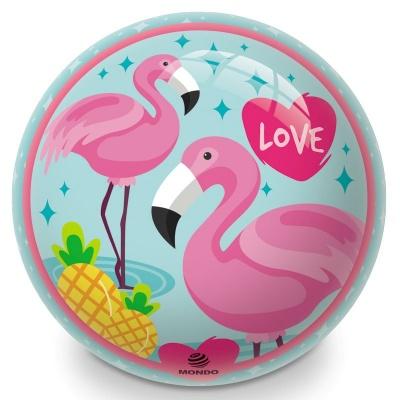 Míč Flamingo - 23cm - Mondo