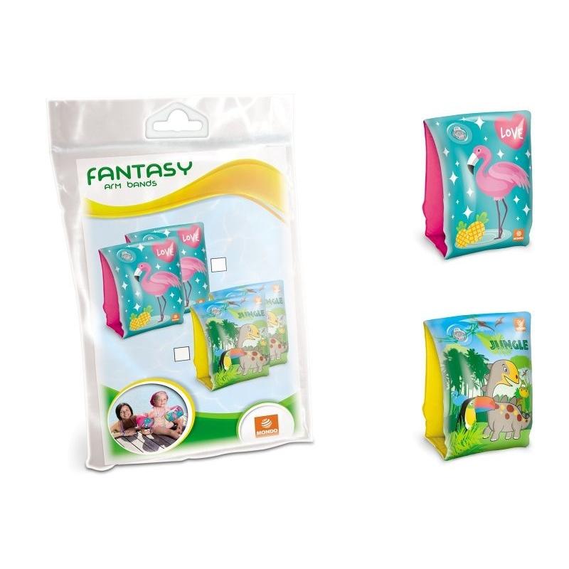 Nafukovací rukávky Fantasy 23x15 mix