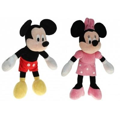 Plyš Mickey nebo Minnie 40cm
