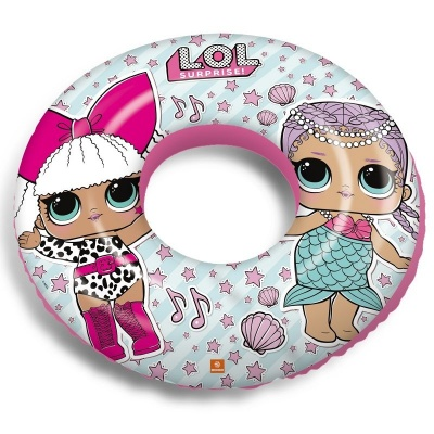 Nafukovací kruh LOL surprise - 50cm