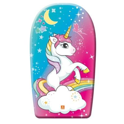 Plavací deska Unicorn jednorožec - 84cm