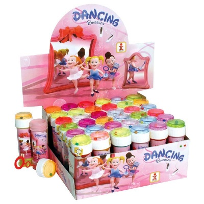 Bublifuk 60ml Dancing