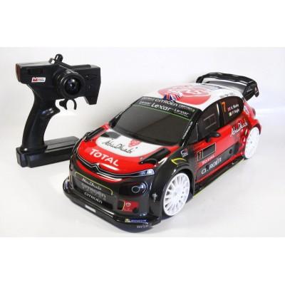 RC - Citroën C3 WRC 4WD - 1:10 - 2,4GHz Drifting