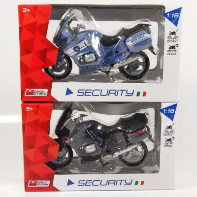 Motorky Security Italia - 1:18 ass