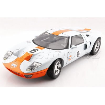 Ford GT Concept 1:12 - Gulf Series