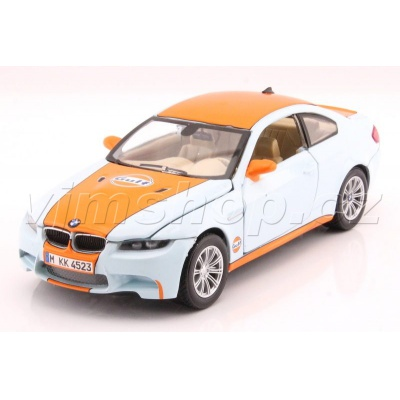 BMW M3 Coupe 1:24 - Gulf Series