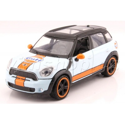 MINI COOPER S Countryman 1:24 - Gulf Series