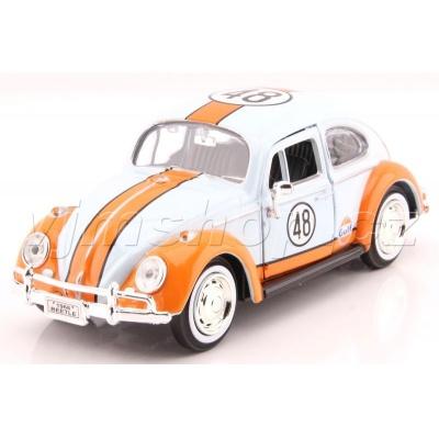Volkswagen Beetle 1966 1:24 - Gulf Series