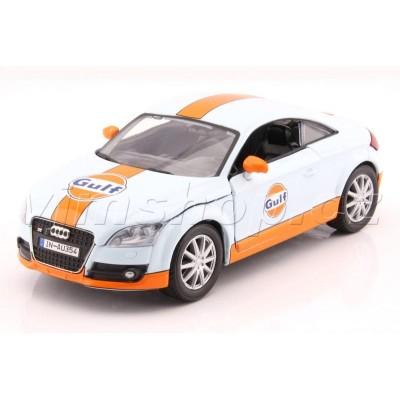 Audi TT 1:24 - Gulf Series