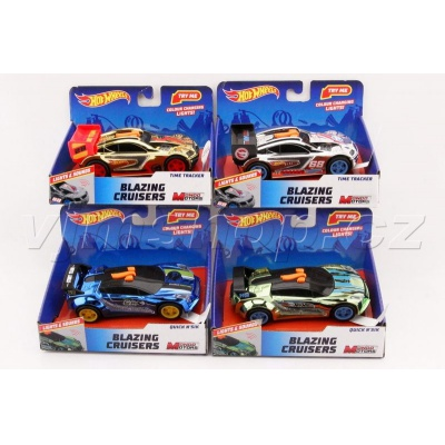 Hot Wheels Blazing Cruisers 4ass.