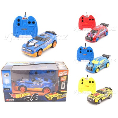 RC-Hot Wheels asort 8km