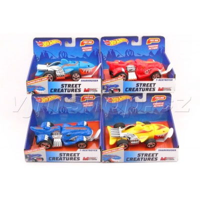 Hot Wheels Street Creatures asort