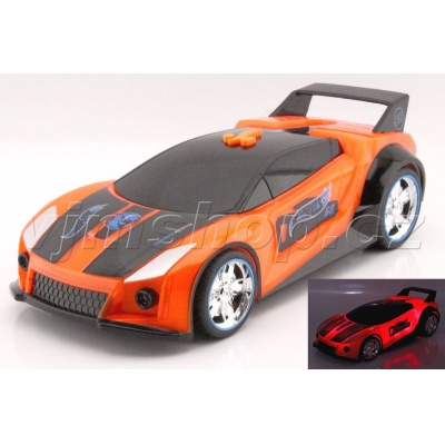 "Hot Wheels Spark Racers - Quick N""Sik"