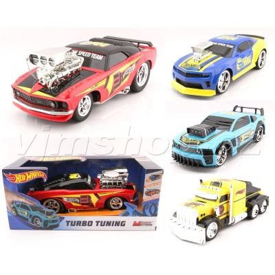 Hot Wheels Turbo Tuning asort - Friction Motion