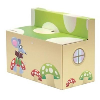 Krabice lavička 58x30x42,5cm