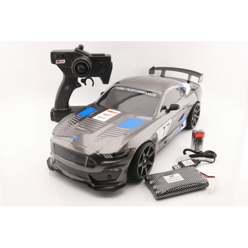 RC - Global Mustang 4GT 4WD - 1:10 - 2,4GHz Drifting