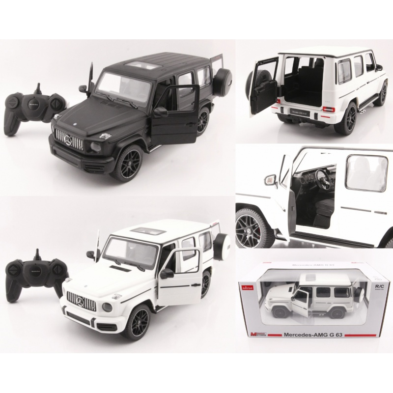 RC - Mercedes G63 AMG - 1:14 open dor