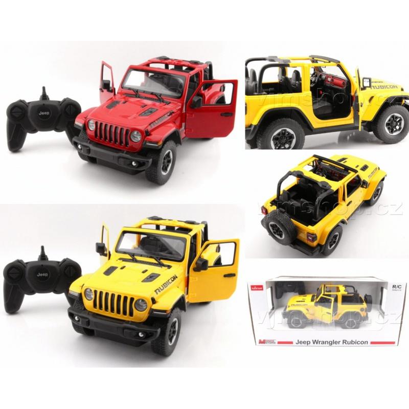 RC - Jeep Wrangler JL - 1:14